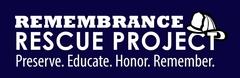 Remembrance Rescue Project logo