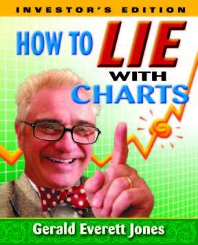 How to Lie with Charts: Investor's Edition by Gerald Everett Jones (LaPuerta Books and Media)