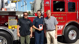 HazSim Helps Corporations Train Firefighters