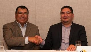 Webequie First Nation signs MOU with INDI Indigenous Development Inc.