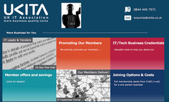 UKITA runs its own Quality Mark scheme that celebrates, supports and promotes high performing businesses in the IT sector.