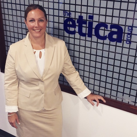 Jessica Nickloy, CEO of the etica group, inc.