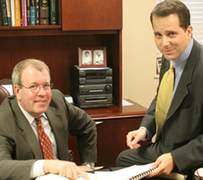 Louisville personal injury lawyer Hal Friedman and legal partner Mike Cooper specialize in all types of personal injury cases, workers compensation, nursing home abuse, and more.