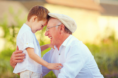 Use holidays, like Grandparent's Day, for event marketing.