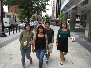 Migrant & Seasonal Farmworker Students To Share Their DC Summer Intern Experiences