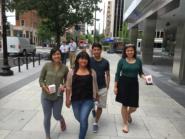 2015 NMSHSA Interns To Go To DC