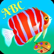 Fish & Sea Creatures ABCs App icon