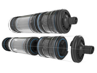 The Oasis- First Customizable Water Filtration System Launched on Kickstarter