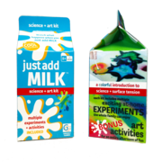 Just Add Milk ($14.50) from Griddly Games