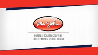 Mr. John Outlines the Top Sanitation Facts Construction Site Managers Should Know