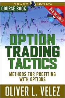 Oliver Velez Publishes Latest Options Trading Book with Marketplace Books