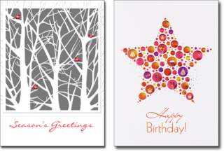 All New Hammond.com website offers tools for making personalized business greeting cards