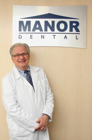 Dr. Arthur Asadorian helps patients achieve healthier smiles through oral health education.