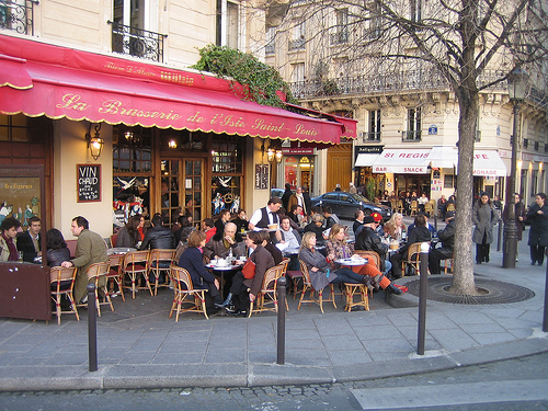 Paris Café dining, literary haunts and salon-style writers' workshop are part of the Left Bank Writers Retreat held in June