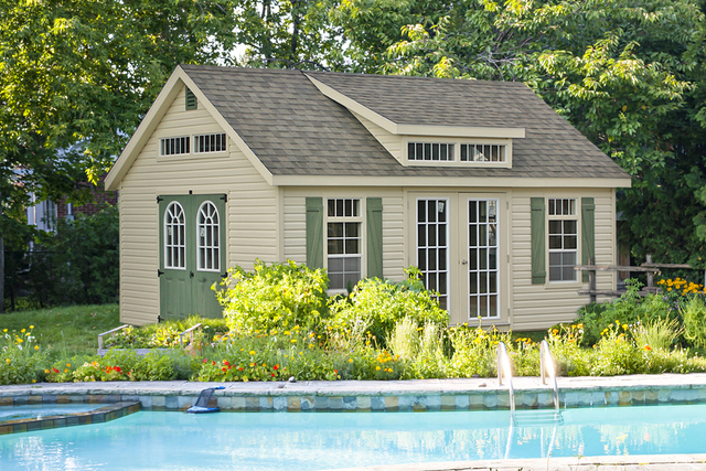 A Premier Garden Storage Shed from Sheds Unlimited of PA
