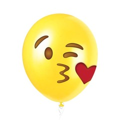 New, fun emoji themed balloons from Emoji Balloons