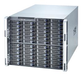 eRack Systems Announces Imminent 500 Terabyte (Half Petabyte) eRacks/NAS50 Cloud-Ready Storage Servers