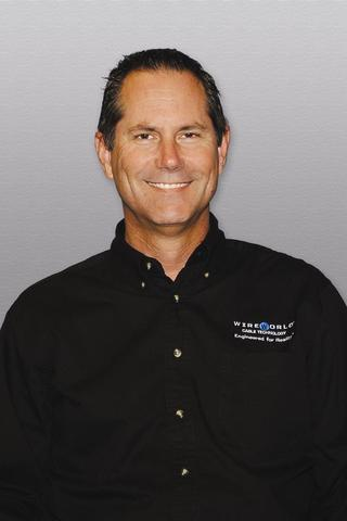 Larry Smith, Wireworld's National Sales Manager
