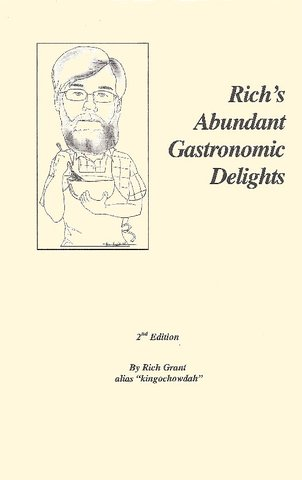 Cover Picture of the cookbook