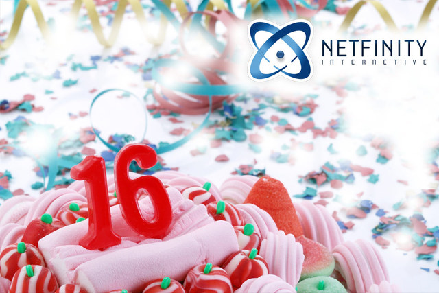 NFY Interactive, Inc. | San Diego web development company turns 16!