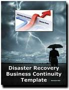 Disaster Recovery Business Continuity Template