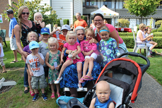 Menno Place Celebrates National Grandparents Day with Gusto