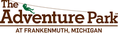 The logo of the Adventure Park at Frankenmuth