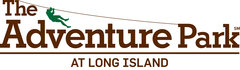 The logo of The Adventure Park at Long Island