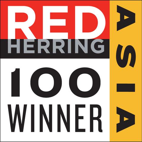 Red Herring Top 100 Asia Winner