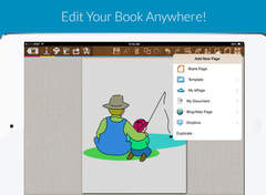 Bookemon is proud to announce the release of bookPress, a unique bookmaking iPad app that allows users to create, share, and publish high quality storybooks, cookbooks, photo books, and more.