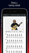 Terry Carter is excited to announce the release of Rock Like The Pros, an exciting new education app featuring an innovative guitar method.