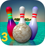 Bowl in Nine Stunning Locations in Bowling Paradise 3, Now Available in the App Store and Google Play Store