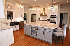 Savvy Home Supply offers comprehensive kitchen and bath remodeling which includes custom cabinetry, lighting, flooring, granite, plumbing and more.