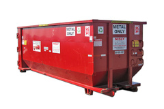 Commercial and Industrial Container Rentals in Harvey County, KS