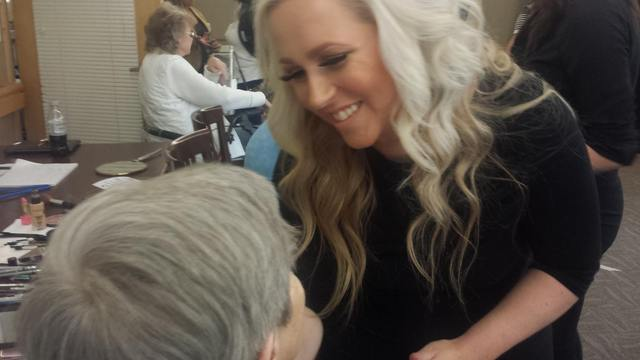 Thank you to Shoppers Drug Mart Seven Oaks Shopping Centre for volunteering to provide makeup artists for National Seniors Day at Menno Place.