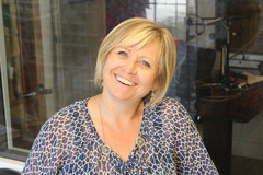 Sharon Simpson, Director Communications and Stakeholder Engagement, Menno Place and Host on Death Matters Live Radio