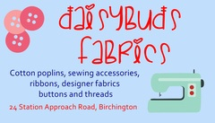 Daisybuds Fabrics advert