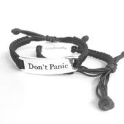 Simply Eartha jewelry - Don't Panic