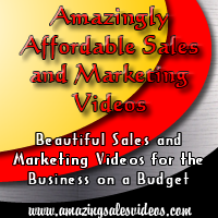Sales Videos and Marketing by Video Have Just Become Amazingly Affordable and Super Easy for Your Web Marketing Campaign…