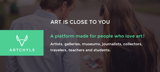 Art has now a platform for artists, art lovers, galleries, museums, journalists, collectors and travelers