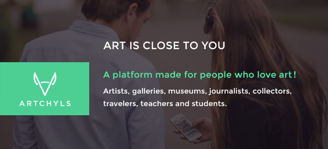 A platform made for people who love art!
