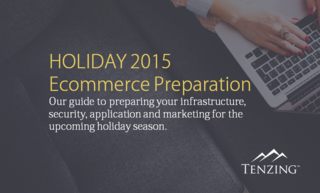 Tenzing releases Ecommerce Holiday Guide to help merchants prepare for Cyber Month