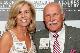 Jim and Ann Marie Walberg attend invitation-only event for top luxury Realtors