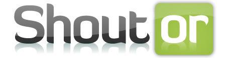 Shoutor: Social Network