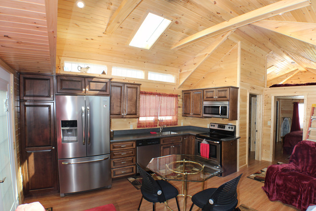 Tiny Houses from Sheds Unlimited in PA