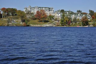 JW Marriott Muskoka Earns Spot On Condé Nast Traveler Top 20 Resorts In Canada For Third Year In A Row
