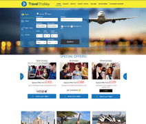 Travel Trolley Home Page