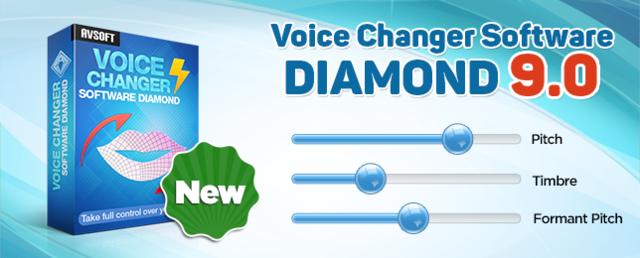 Audio4fun Launches Voice Changer Software Diamond 9.0