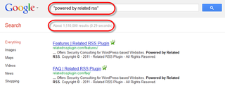 Wordpress RSS Plugin Now Powers Over 1.5 Million Pages, Helps Sites Rank on Page One of Google