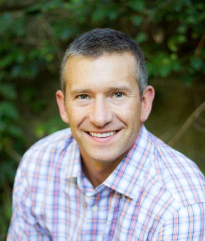 Dr. Ryan Blair of Powell Dental, PC.